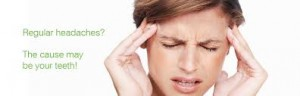 Teeth Grinding may be the cause of headaches